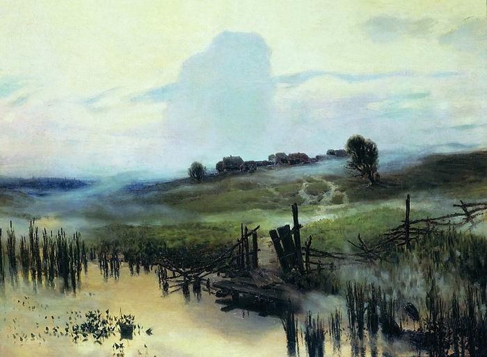 Утро картины художников (16)