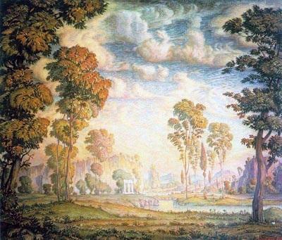 Утро картины художников (19)