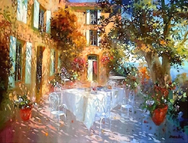 Утро картины художников (20)
