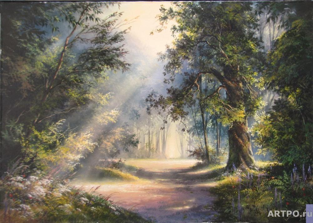 Утро картины художников (3)
