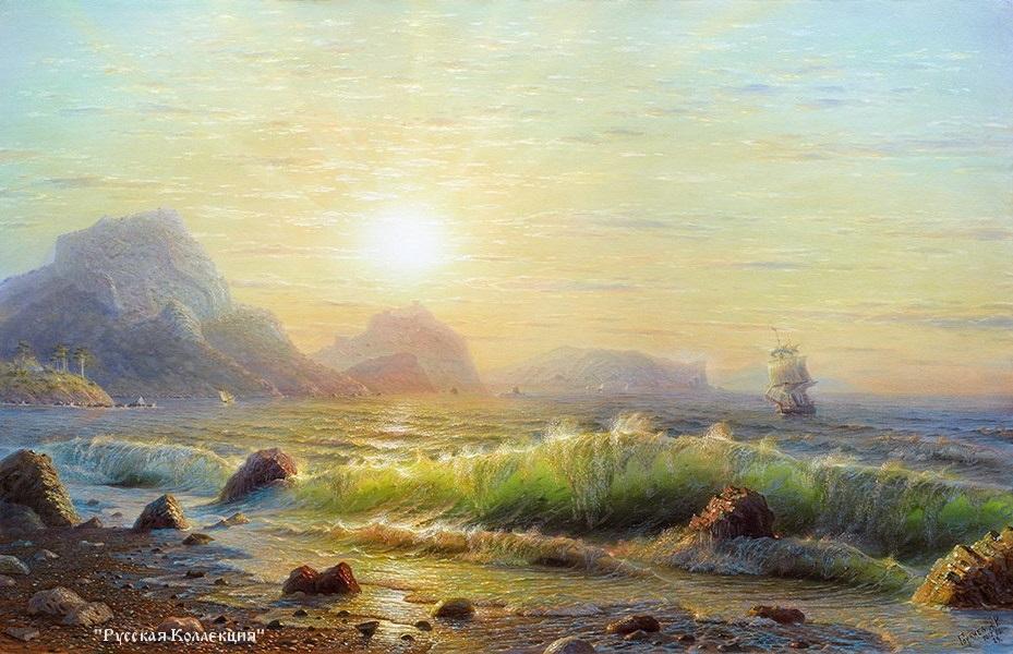 Утро картины художников (5)