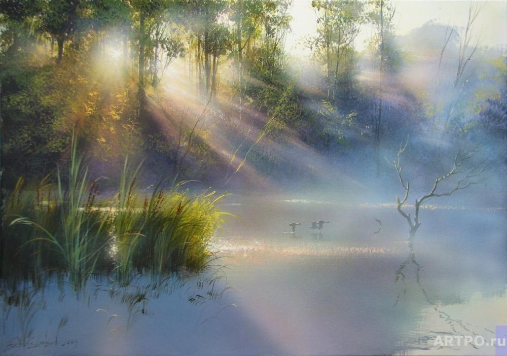 Утро картины художников (8)
