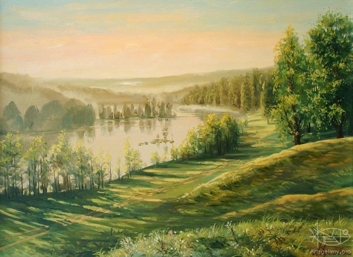 Утро картины художников (9)