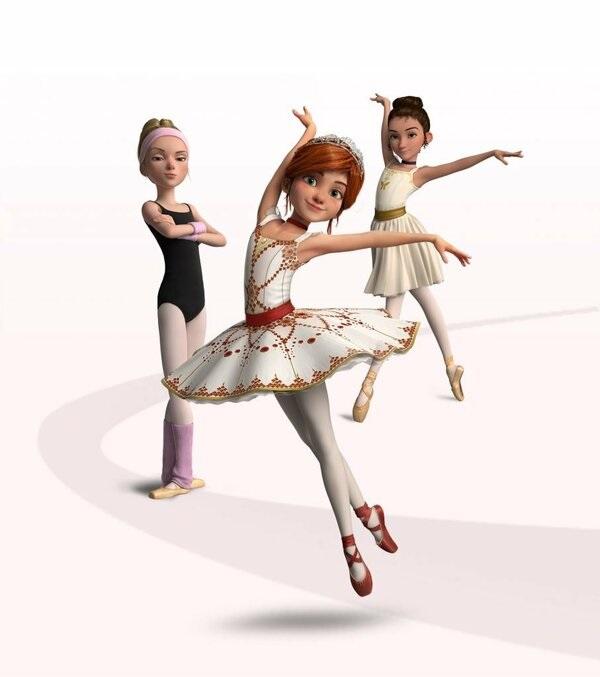 Фото балерина из мультика Балерина (10)