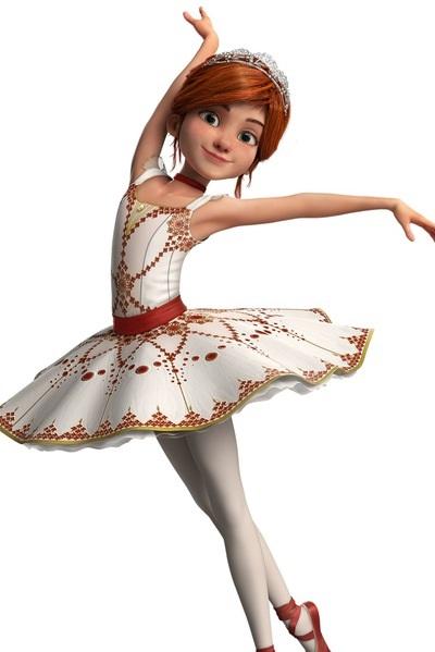 Фото балерина из мультика Балерина (12)