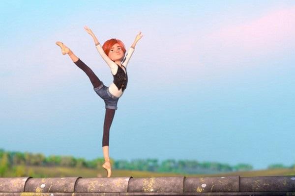 Фото балерина из мультика Балерина (16)