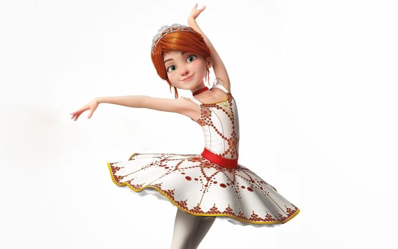 Фото балерина из мультика Балерина (7)