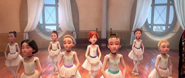 Фото балерина из мультика Балерина (8)