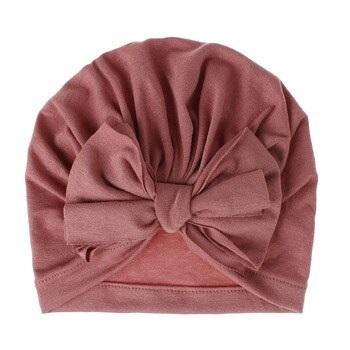 Фото вязаная шапка в стиле бохо (14)