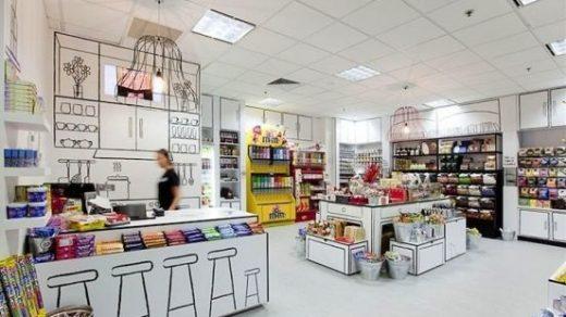Фото интерьер для магазина кондитерская (23)