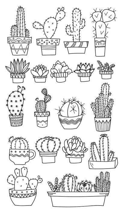 Чорно білі картинки для ЛД (6)