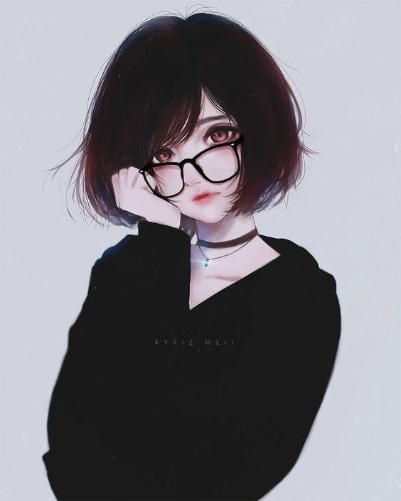 Арты аниме на аву для девушек (15)
