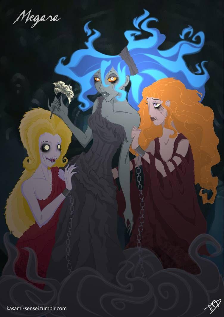 Арты принцессы зомби (14)
