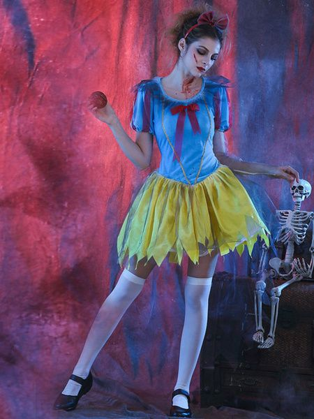 Арты принцессы зомби (20)