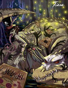 Арты принцессы зомби (23)