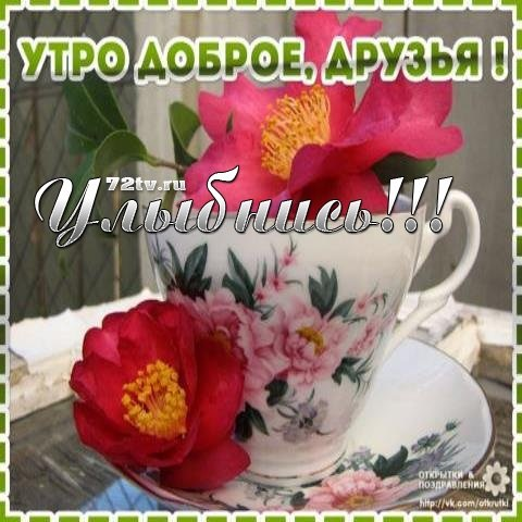 Доброе утро мои хорошие (1)
