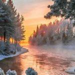Зимнее утро сочинение