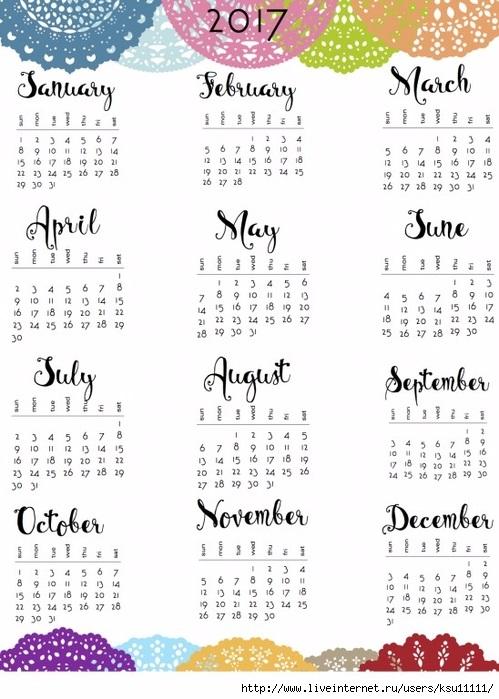 Идеи для фото для календаря (16)