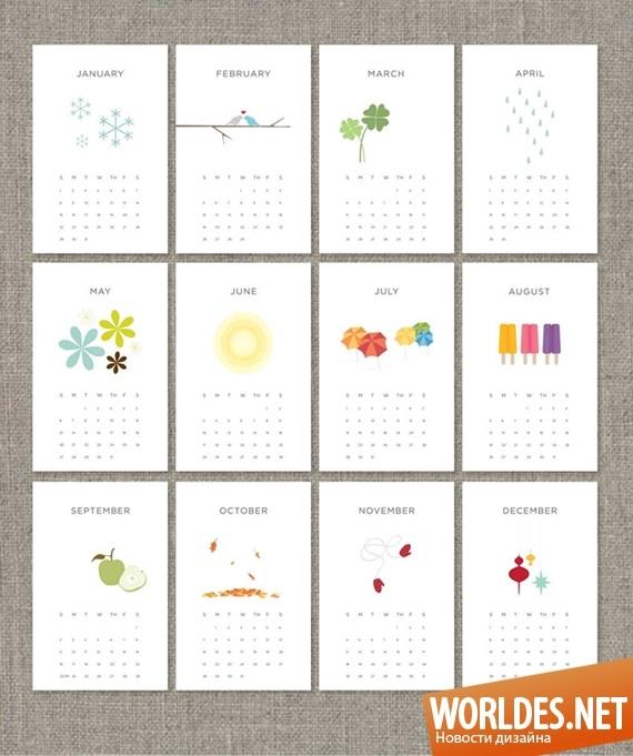 Идеи для фото для календаря (24)