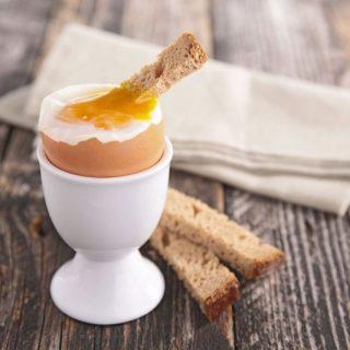 Какое яйцо лучше, вкрутую или всмятку