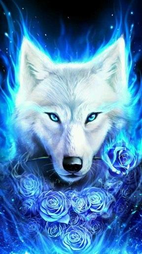Картинки волк на аву (7)