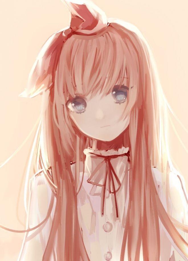 Картинки милых девушек аниме на аву (13)