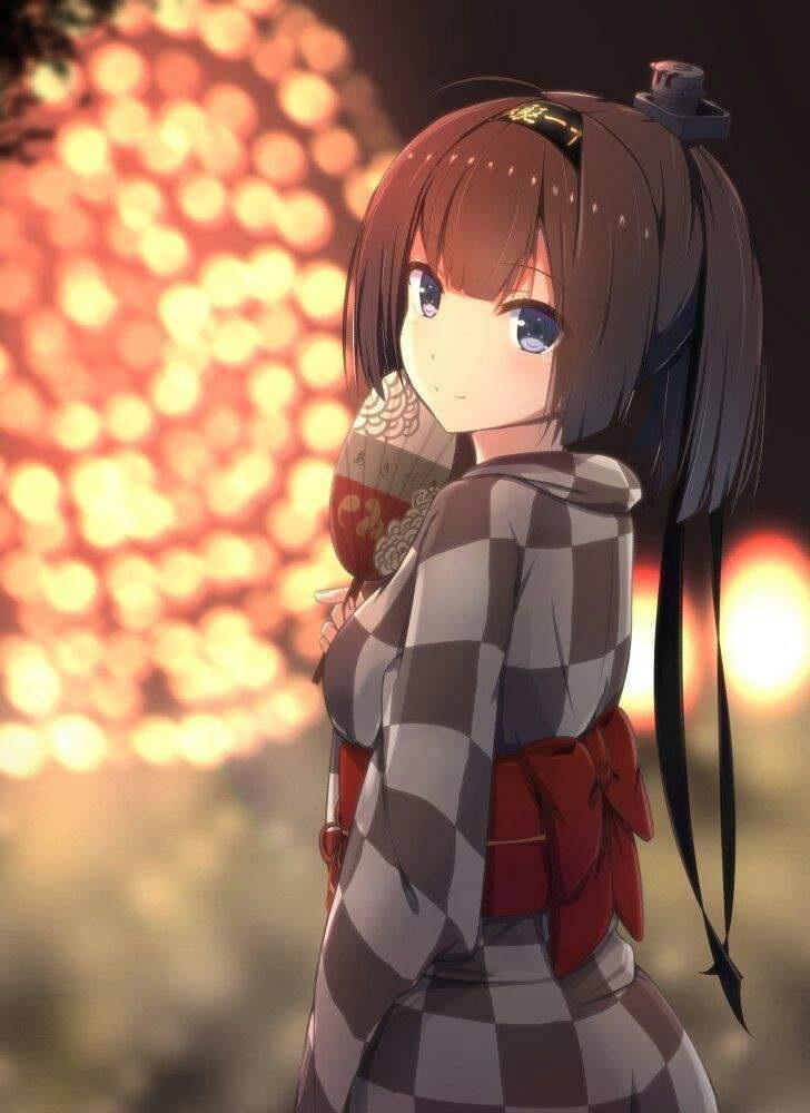 Картинки милых девушек аниме на аву (4)
