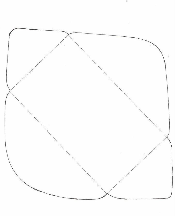 Картинки новогодний конверт шаблон (24)