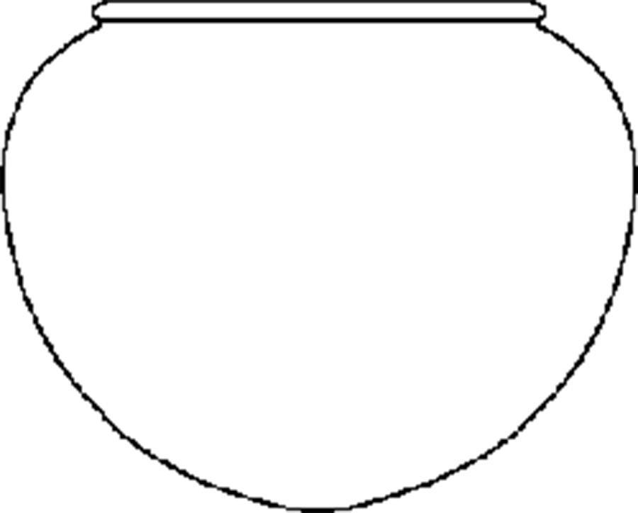 Картинки шаблон вазы для цветов (13)