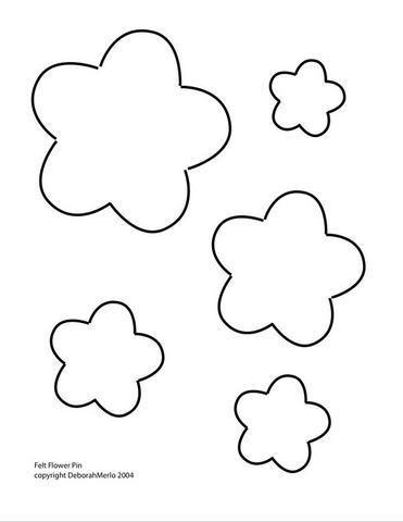 Картинки шаблон вазы для цветов (22)