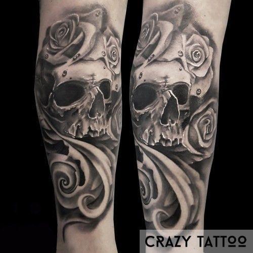 Красивые мексиканские татуировки (15)