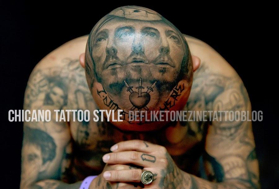 Красивые мексиканские татуировки (19)