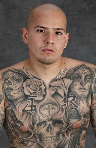 Красивые мексиканские татуировки (8)