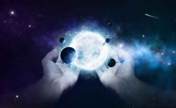 Красивые рисунки сотворение мира (13)