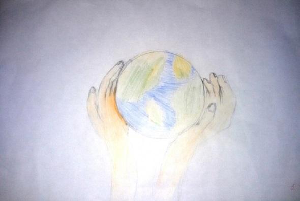 Красивые рисунки сотворение мира (14)