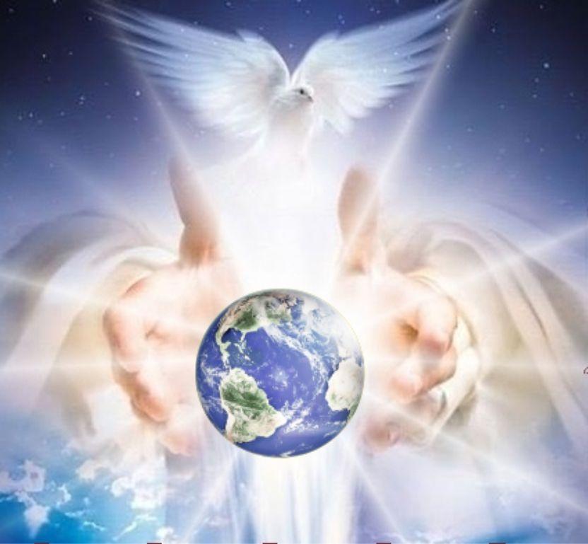 Красивые рисунки сотворение мира (4)