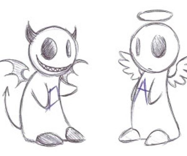 Лучшие рисунки для срисовки монстры (11)