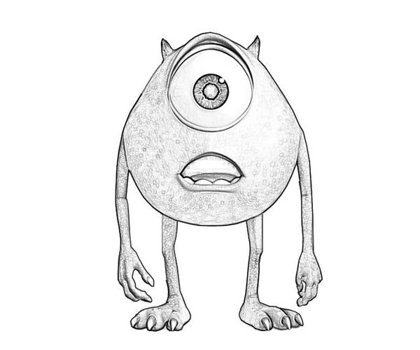 Лучшие рисунки для срисовки монстры (12)