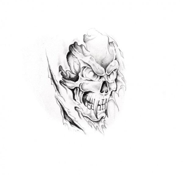 Лучшие рисунки для срисовки монстры (16)