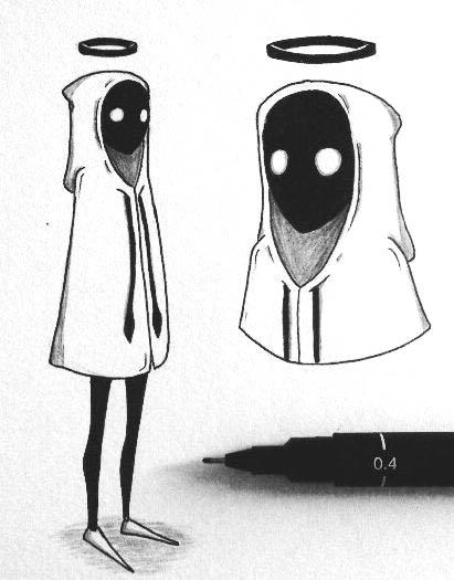 Лучшие рисунки для срисовки монстры (8)