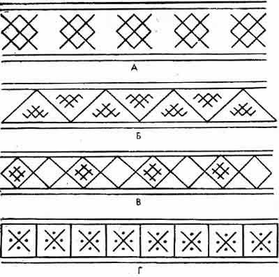 Орнаменты в полосе картинки (29)