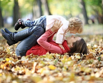 Осенняя фотография ребенка (12)