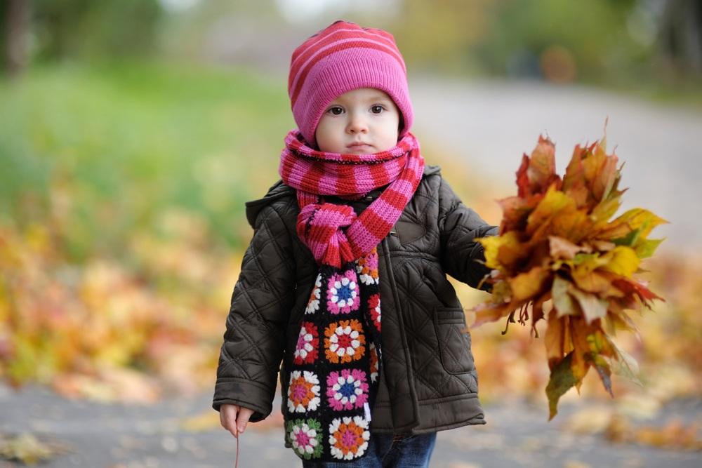 Осенняя фотография ребенка (16)