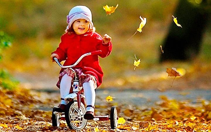 Осенняя фотография ребенка (20)