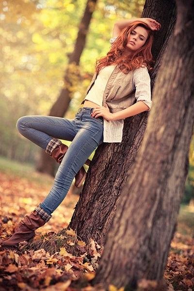 Осенняя фотосессия образ (15)
