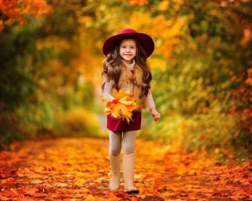Осенняя фотосессия образ (23)