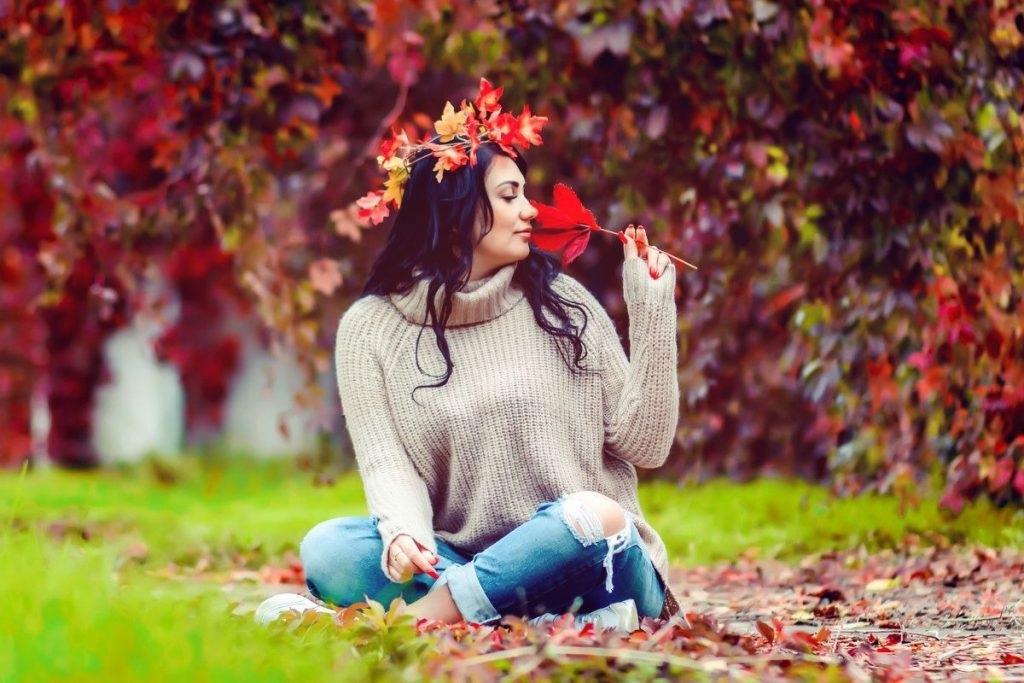 Осенняя фотосессия образ (24)