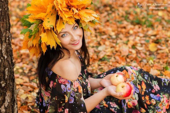 Осенняя фотосессия образ (6)
