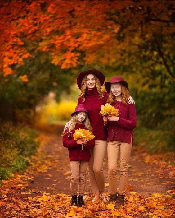 Осенняя фотосессия образ (8)