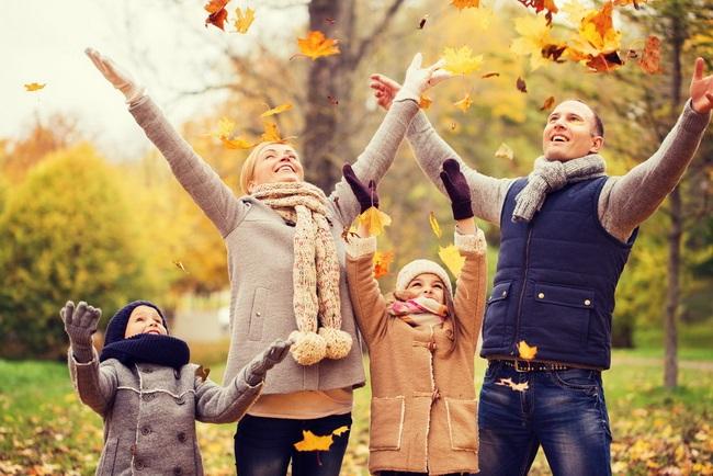 Осень семейные фото (1)